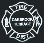 OAKBROOK TERRACE FIRE PROTECTION DISTRICT, Logo